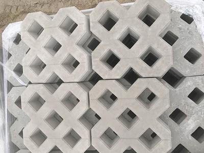 水泥电子构件