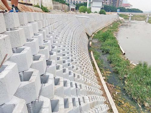 惠州生态护坡砖批发